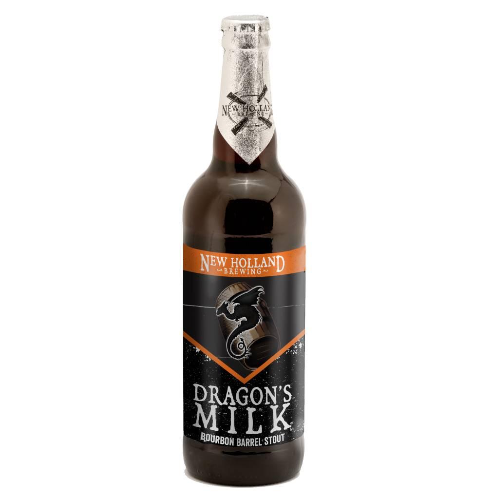 New Holland 'Dragons Milk' Bourbon Barrel Imperial Stout  22oz
