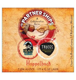 Heavy Seas x Troegs 'Partner Ships Collaboration Series #2: Hoppelbock' 22oz