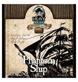 Heavy Seas 'Phantom Ship' Bourbon Barrel-aged Tripel 22oz