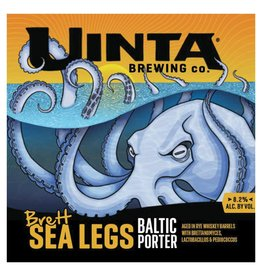 Uinta 'Brett Sea Legs' Baltic Porter 750ml