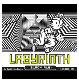 Uinta 'Labyrinth' Black Ale 750ml