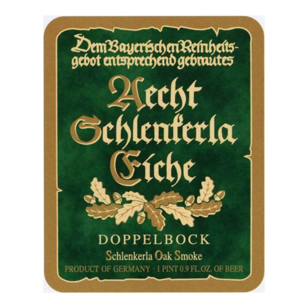 Schlenkerla 'Oak Smoked Dopplebock' 500ml