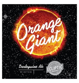 Ecliptic 'Orange Giant' Barleywine 22oz