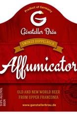 Ganstaller 'Affumicator' Smoked Doppelbock 330ml Sgl