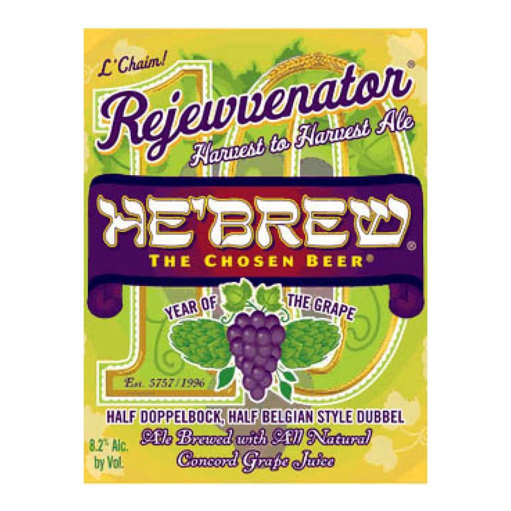 Shmaltz He'Brew 'Rejewvenator' 22oz