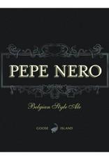Goose Island 'Pepe Nero' Farmhouse Ale 12oz Sgl