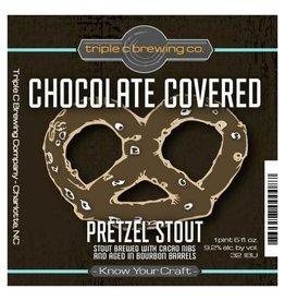Triple C 'Chocolate Covered Pretzel' Stout 22oz