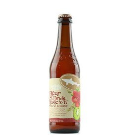 Dogfish Head 'Beer to Drink Music To 2017' Blonde Ale 12oz Sgl