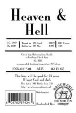 De Molen 'Heaven & Hell' Imperial Stout 330 ml Sgl