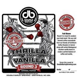 Double Barley 'Thrilla in Vanilla - Round 3' Imperial Coffee Porter 22oz