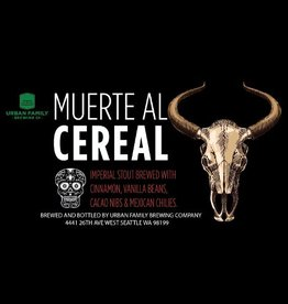 Urban Family 'Muerte Al Cereal' Imperial Stout 500ml