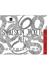 Urban Family 'Barrel Aged Snakeskin Jacket' Mixed Fermentation Ale 500ml