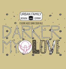 Urban Family 'Darker My Love' Foudre Aged Dark Sour Ale 500ml