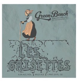 Green Bench 'Les Grisettes' 500ml