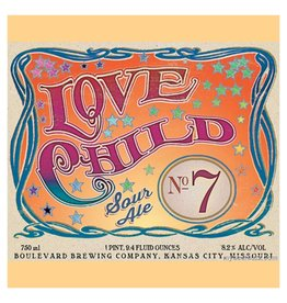 Boulevard 'Love Child No. 7' Barrel Aged Sour Ale 750ml