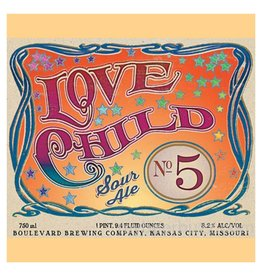 Boulevard 'Love Child No. 5' Barrel Aged Sour Ale 750ml