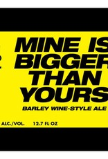 To Ol 'Mine is Bigger than Yours' Barleywine 375mL