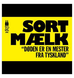 To Ol 'Sort Maelk' Barrel Aged Imperial Milk Stout 330mL