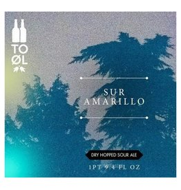 To Øl 'Sur Amarillo' Dry Hopped Sour Ale 330ml