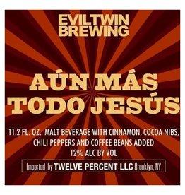 Evil Twin 'Aun Mas Todo Jesus' Imperial Stout 11.2oz Sgl