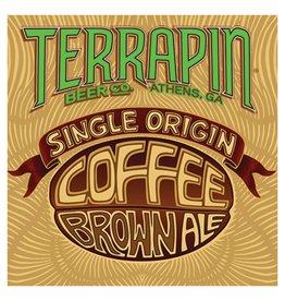 Terrapin 'Single Origin' Coffee Brown Ale 12oz Sgl (Box of 4)