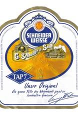 Schneider 'Tap 7 - Unsur Original' Hefeweizen 500ml