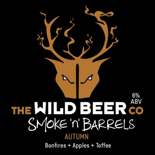 Wild Beer Co. 'Smoke & Barrel Autumn' 750ml