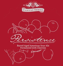 Wicked Weed 'Persistence' Barrel-aged Sour Ale w/ Cherries 500ml