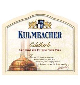 Kulmbacher 'Edelherb' Pilsner 11.2oz Sgl