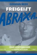 Braustelle Freigeist Abraxxxas - Pear Lichtenhainer' Smoked Weisse 500ml