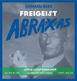 Braustelle 'Freigeist Abraxxxas - Apple Lichtenhainer' Smoked Weisse 500mL
