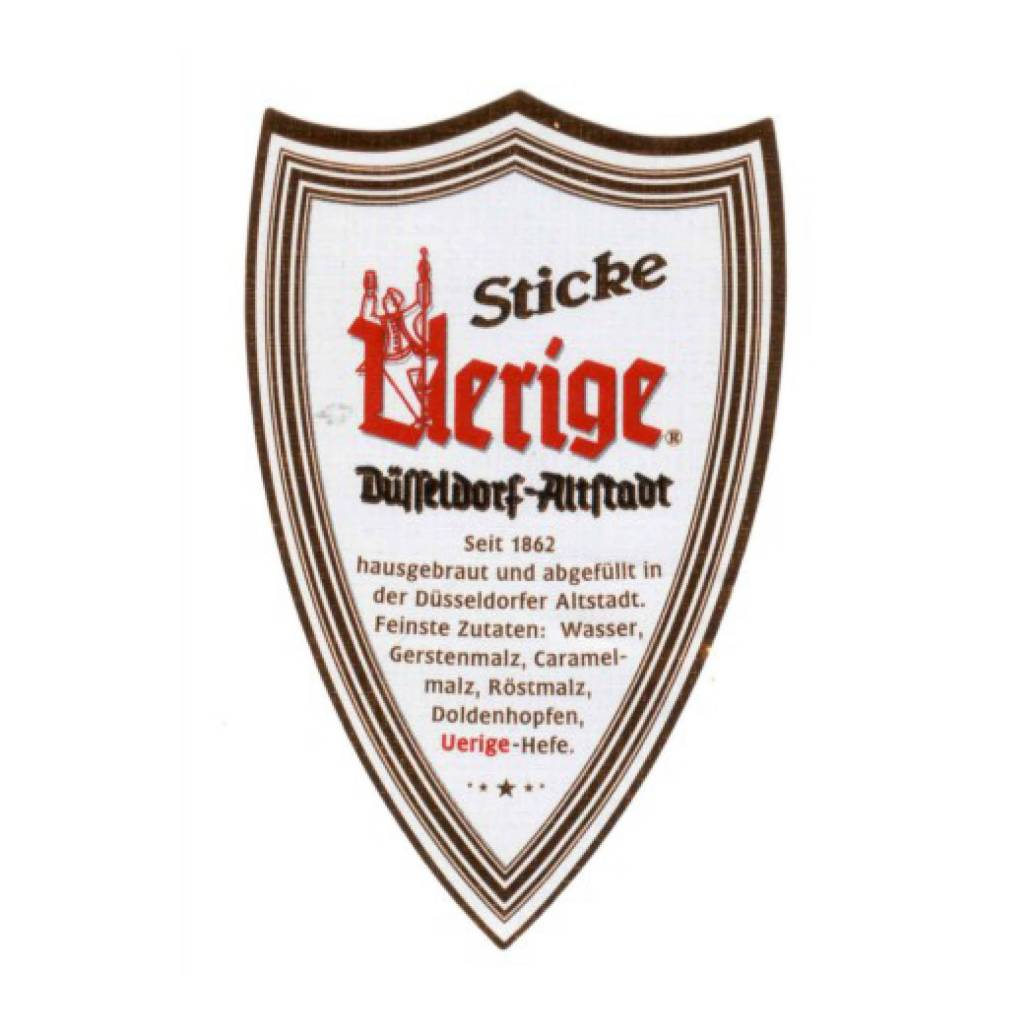 Uerige 'Sticke' 500ml