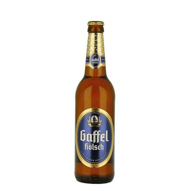 Gaffel Becker & Co. 'Kolsch' 12oz Sgl