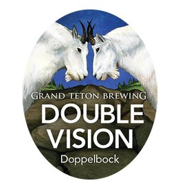 Grand Teton 'Double Vision' Doppelbock 750mL