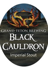 Grand Teton 'Black Cauldron' Imperial Stout 750mL