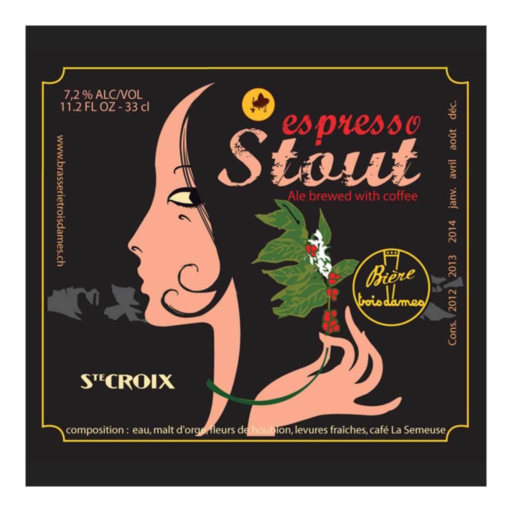 Trois Dames 'Espresso Stout' 11.2oz
