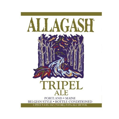 Allagash 'Tripel' 750ml