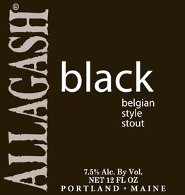 Allagash Brewing Co. 'Black' 12oz Sgl