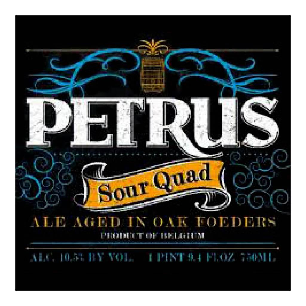 De Brabandere 'Petrus Sour Quad' 750ml