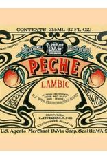 Lindemans 'Peche' Lambic 750ml