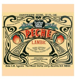 Lindemans 'Peche' Lambic 750ml