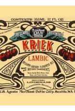 Lindemans 'Kriek' Lambic 750ml