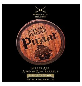 Van Steenberge 'Piraat - Rum Barrel Aged' 750ml