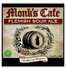 Van Steenberge 'Monk's Cafe Flemish Sour Ale' 11.2oz Sgl