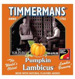 Timmermans 'Pumpkin Lambicus' 750ml