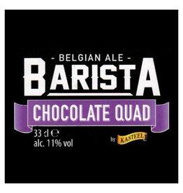 Van Honsebrouck 'Barista' Chocolate Quad 11.2oz Sgl