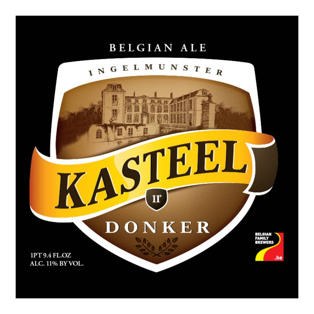 Van Honsebrouck 'Kasteel Donker (Bruin)' 750ml