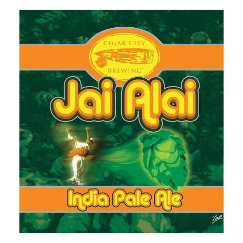 Cigar City 'Jai Alai' IPA 12oz Sgl