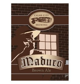 Cigar City 'Maduro' Brown Ale 12oz Sgl (Can)