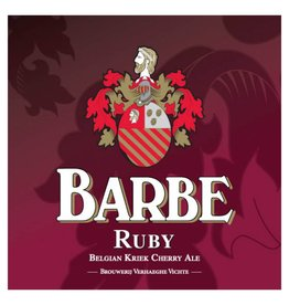 Verhaeghe 'Barbe Ruby' 11.2oz Sgl